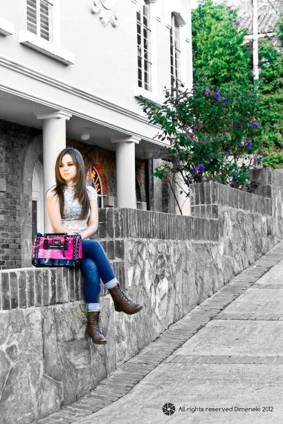 i Love Tokio Couture Bag 5