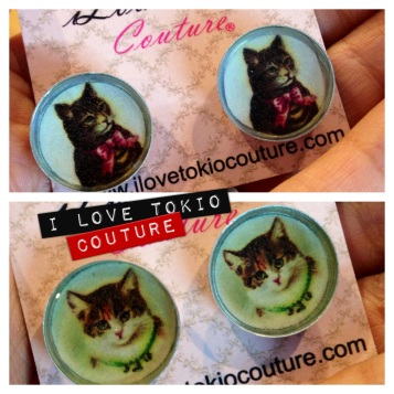 Gatitopitos i LOve Tokio Couture