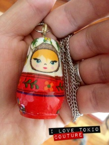 Matrioshka i Love Tokio Couture 1