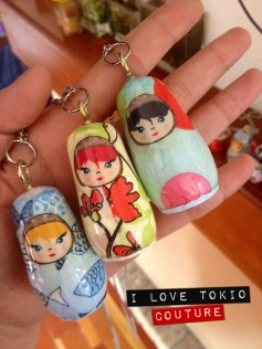 Matrioshka i Love Tokio Couture 2