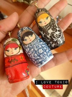 Matrioshka i Love Tokio Couture 3