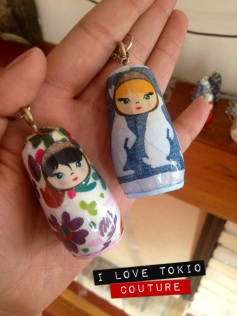 Matrioshka i Love Tokio Couture 4