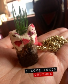 Mini Plantita Collar iLTK