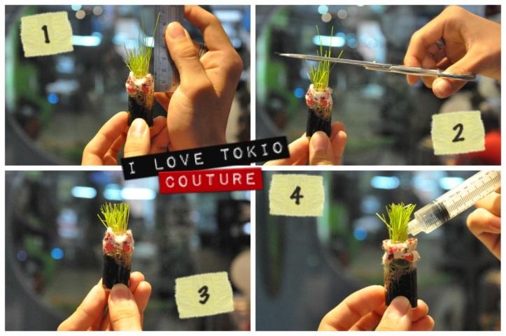 Cuidados Plantitas Collar i Love Tokio Couture