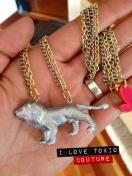 Silver Animals i Love Tokio Couture 10