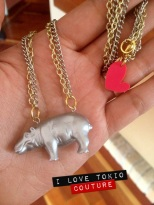Silver Animals i Love Tokio Couture 9