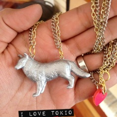 Silver Animals i Love Tokio Couture 8