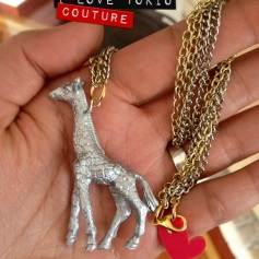 Silver Animals i Love Tokio Couture 7
