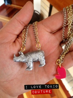 Silver Animals i Love Tokio Couture 3