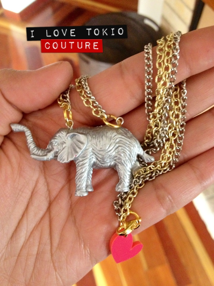 Silver Animals i Love Tokio Couture 6