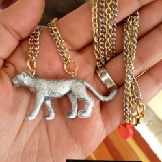 Silver Animals i Love Tokio Couture 2
