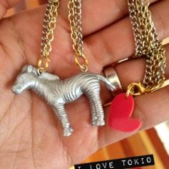 Silver Animals i Love Tokio Couture 5