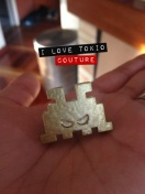 Anillo Invaders i Love Tokio Couture