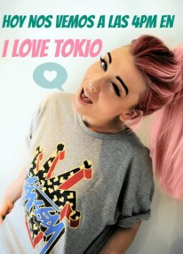 Lutter + i Love Tokio Couture