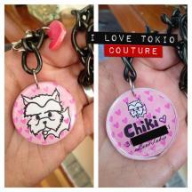 Collares para Perro i Love Tokio Couture