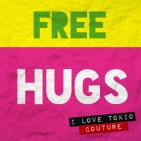 Free Hugs i Love Tokio Couture