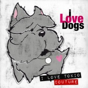 For Dogs i Love Tokio Couture