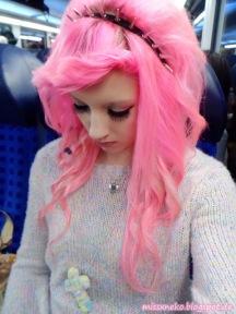 Pastel Goth Look 3