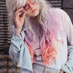 Pastel Goth Look 1