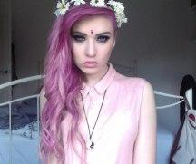 Pastel Goth Look 2