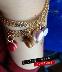 Pulseras Macarons en i Love Tokio Couture
