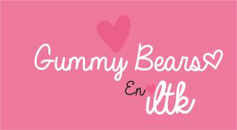 Gummy bears i Love Tokio Couture