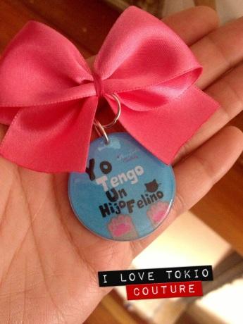 Regalo Gatos i Love Tokio Couture