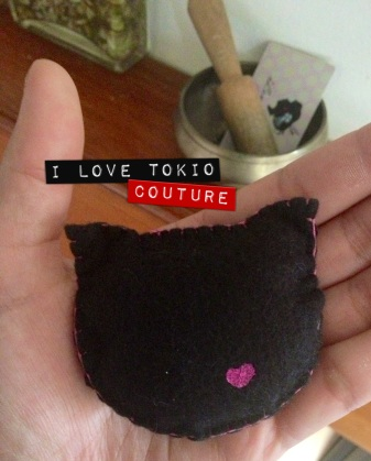 Regalo Gatos i Love Tokio Couture