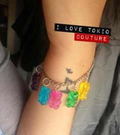 Ositos de Goma en accesorios i Love Tokio Couture 2