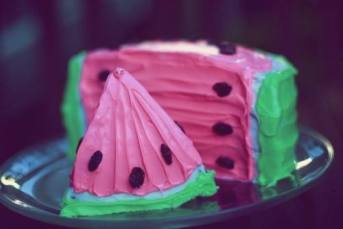 Favim Watermelon Cake