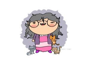 La Loca de los Gatos (Anilina)