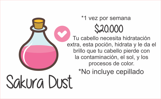 Sakura Dust