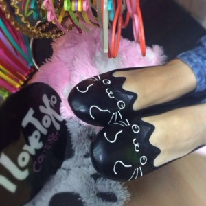 Zapatos de Gato i Love Tokio Couture 1