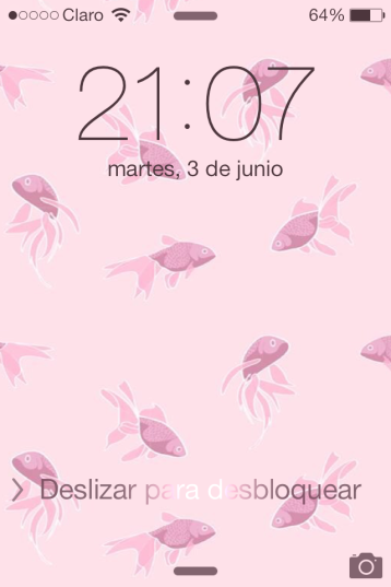 Fondo de pantalla iPhone Dana + i Love Tokio Couture