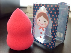 Etude House Baby Doll Puff Blending Sponge